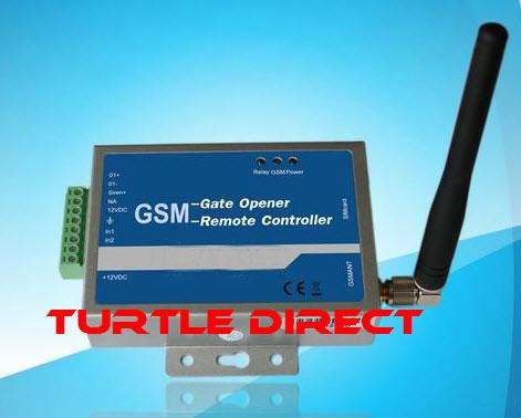 GSM Gate Door Opener Operator with SMS (900/1800MHZ ) 1