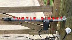 Turtle Swing gate opener / push to open