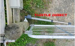 Mounting Turtle Ram