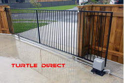 Turtle 230VAC Sliding Gate Motor