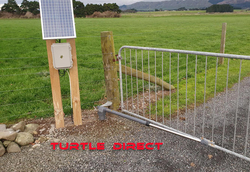 P400 Swing gate opener