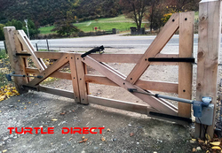Double Swing Gate GO-LO3-2DIY