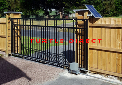 Turtle Sliding gate opener