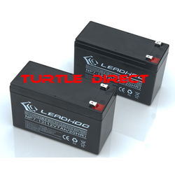 Rechargeable Lead Acid Battery / 12V / 9A