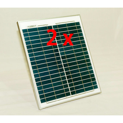 Solar Panel for Turtle Gate Opener