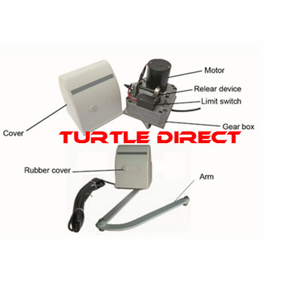 Turtle Articulated Single SWING GATE OPENER