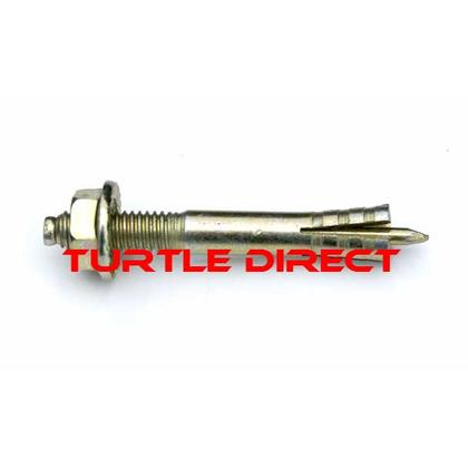 PIN to Fix U-Track of Turtle Gate Opener