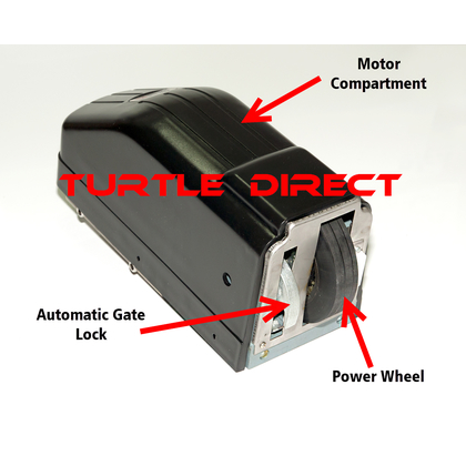 Wheel Type Turtle  Swing Gate Opener​
