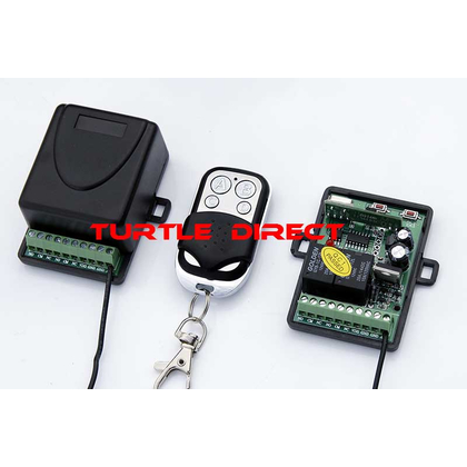 RC Receiver Switch for Turtle Gate Openers