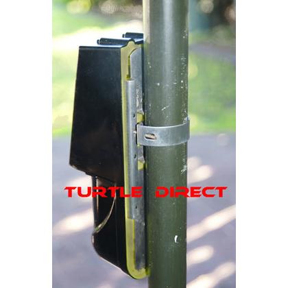 Solar powered Driveway Alarm / mounting