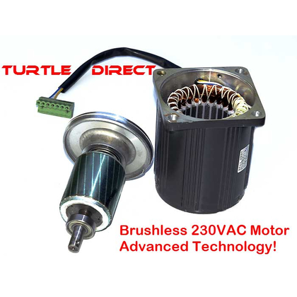 Brush-less motor